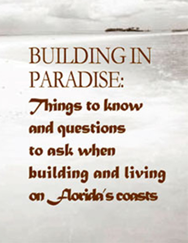 Building in Paradise