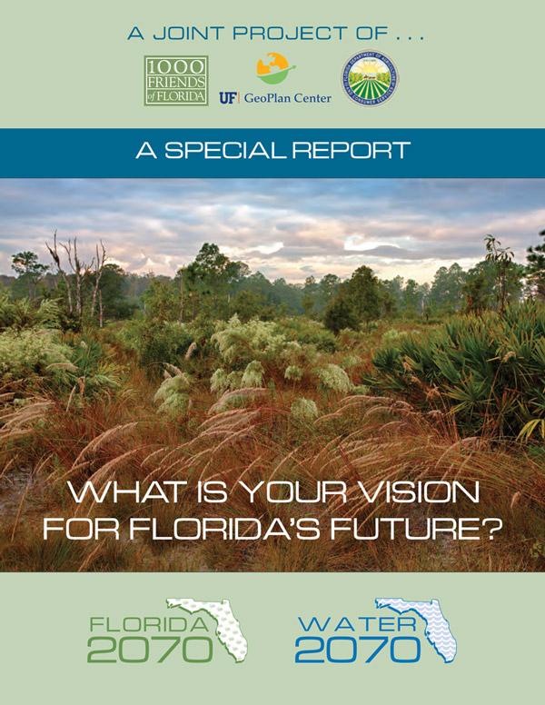 1000 Friends of Florida Newsletter Spring 2017