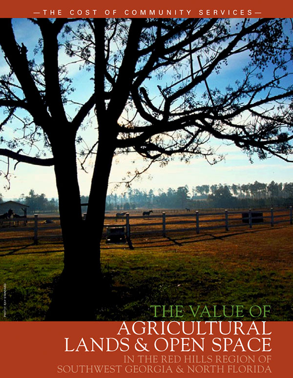The Value of Agricultural Lands and Open Space