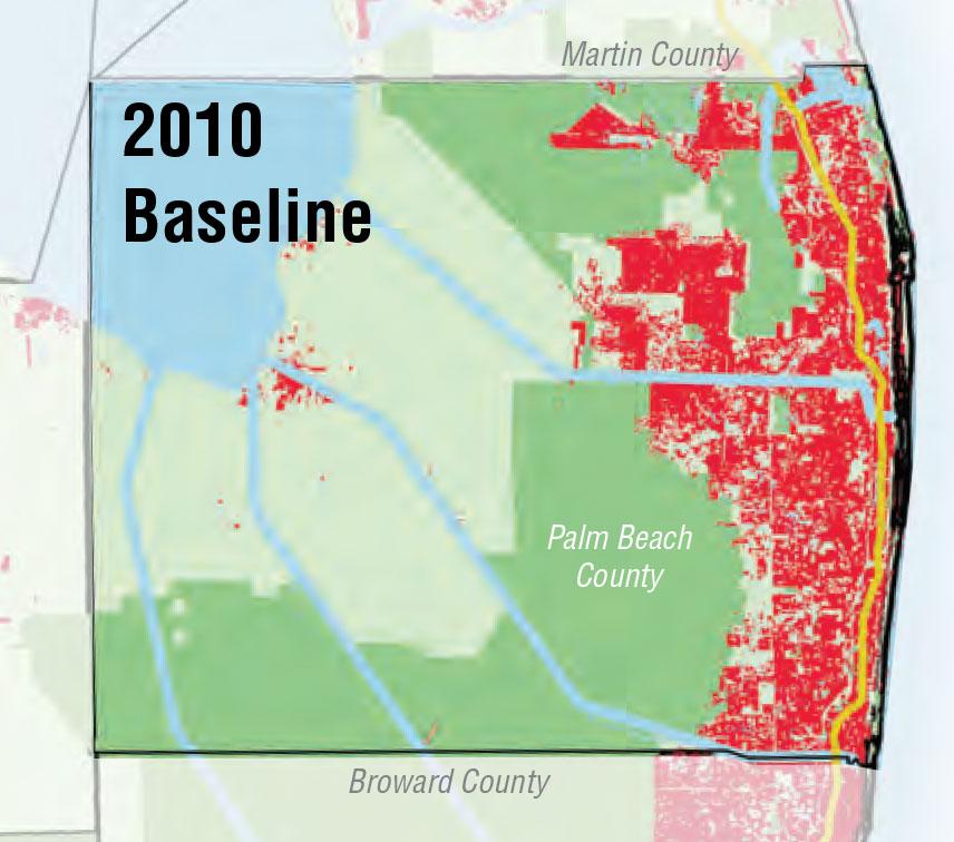 Palm Beach 2010 Base Line
