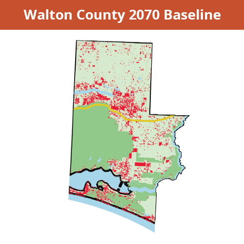 Walton County 2010 Base Line