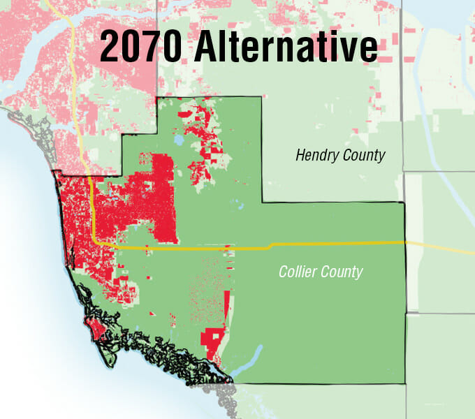 Collier County 2070 Alternative