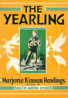 Yearling Book Cover